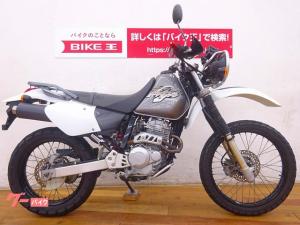 ホンダ/XR BAJA 2000年モデル リアキャリア装備