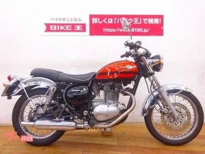 カワサキ/エストレヤRS 2002年モデル サイドバッグサポート装備