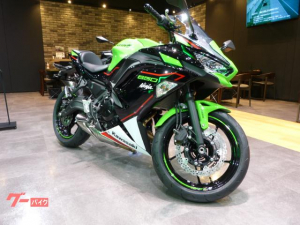 カワサキ/Ninja 650 新型2020年モデル