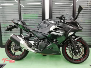 カワサキ/Ninja 250 2021年モデル ETC2.0付き