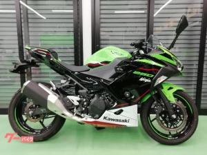 カワサキ/Ninja 250 KRTEDITION 2021年モデル ETC2.0付