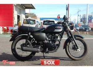 カワサキ/W175 SE 国内未発売モデル
