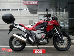 ホンダ/VFR1200X TOPケース装備