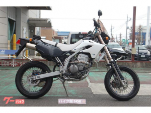 カワサキ/Dトラッカー 2004年モデル