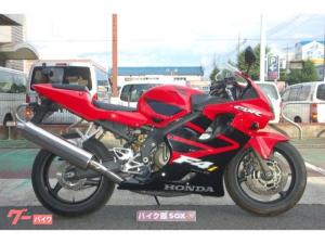 ホンダ/CBR600F 2002年モデル