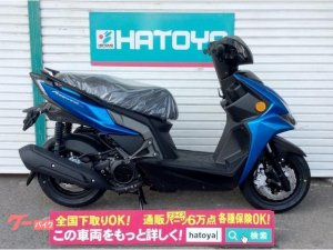 KYMCO/レーシングS150