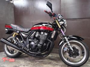 カワサキ/ZRX400-II 焼き入れインチュー装着・タイヤ前後新品・チェーン新品
