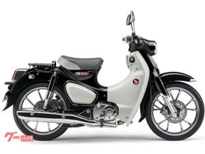 ホンダ/スーパーカブC125 国内最新モデル ブラック