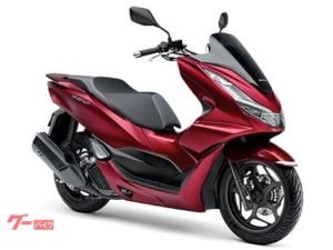 ホンダ/PCX 国内最新モデル JK05型 レッド