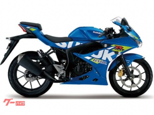 スズキ/GSX-R125 国内M1モデル ブルー