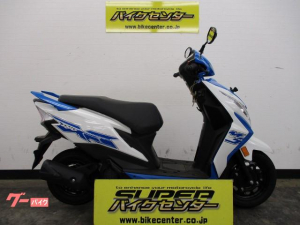 ホンダ/Dio110 国内未発売モデル インドホンダ製 ブルー