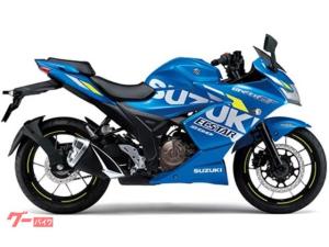 スズキ/GIXXER SF 250 国内M1モデル ブルー