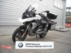 BMW/R1200GS・トリプルパニア・BMW認定中古車