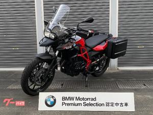 BMW/F700GS 認定中古車 サイドケース付
