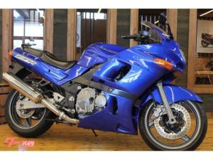 カワサキ/ZZ-R400 2003年 N9モデル アンコ抜きシート ナポレオンミラー