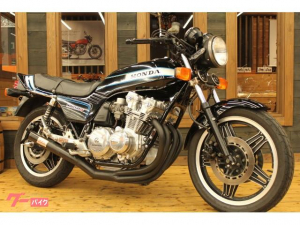 ホンダ/CB750F 限定カラー モリワキショート管マフラー