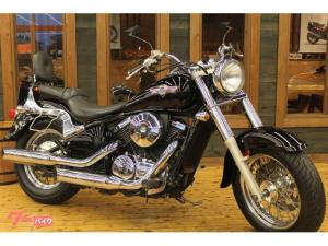カワサキ/バルカン400クラシック 1998年 ノーマル車 バックレスト サイドバックサポート