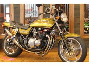 カワサキ/ZEPHYR750 ワイセコ810cc ヨシムラハイカム ウオタニSP2 FCRキャブ オールペン ゲイル ブレンボ オーリンズ
