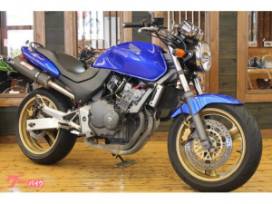 ホンダ/HORNET 2006年 後期 燃料計付きモデル ヤマモトレーシングマフラー