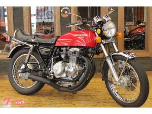 ホンダ/CB400F(408cc) 令和1年登録 逆車 408cc ショート管マフラー アンコ抜きシート ハンドルバー