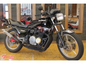 カワサキ/Z400GP 国内物 昭和57年モデル BEETアルフィン テールカウル RPM管