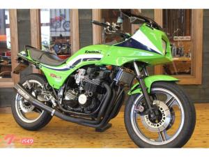 カワサキ/GPZ750F KERKERマフラー バックステップ CRキャブ ウオタニSPII