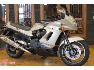 カワサキ/GPZ1100-2 国内物 1999年モデル 月木レーシングマフラー