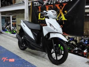 スズキ/アドレス110 最新モデル 新車 ホワイト