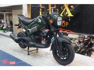 ホンダ/NAVI110 2018年モデル 燃料メーター付 レンジャーグリーン