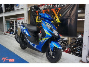 スズキ/スウィッシュ 新車 MOTOGPカラー エクスター
