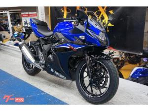 スズキ/GSX250R 2020年モデル ツートン ブルー