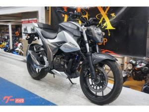 スズキ/GIXXER 250 ニューモデル 並行輸入車 油冷エンジン