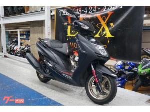 ヤマハ/シグナスX SR マットブラック カスタム 2016年モデル