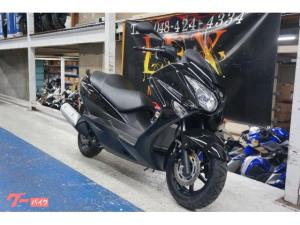 スズキ/バーグマン200 新車 最新カラー ブラック