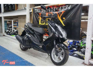 ヤマハ/マジェスティS ノーマル ブラック 2013年モデル
