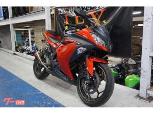 カワサキ/Ninja 250 オレンジ ライトカスタム 2013年モデル