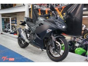 カワサキ/Ninja 250 2020年モデル マットブラック ノーマル