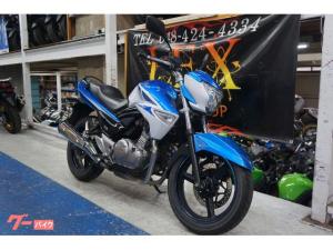 スズキ/GSR250 ETC2.0 2015年モデル ツートン