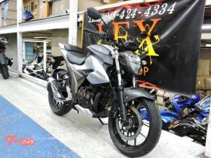 スズキ/GIXXER 250 国内モデル 新車 シルバー