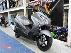 スズキ/バーグマン200 新車 2019年モデル マットグレー