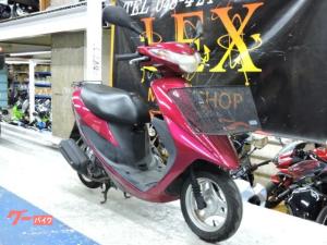 スズキ/アドレスV50G レッド ノーマル 2008年モデル