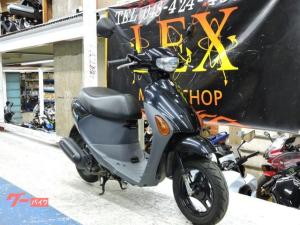 スズキ/レッツ4 ブラック 初年度2009年 ノーマル
