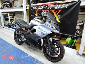 カワサキ/Ninja 400R スペシャルエディション 初年度2013年 フェンレス