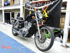 スズキ/イントルーダー400 VK51A ブラック ノーマル