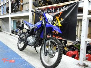 ヤマハ/WR155R 新車 ブルー フルサイズ