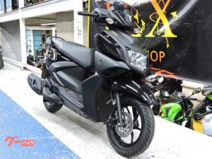 ヤマハ/シグナスRAY ZR 125 インジェクション アイドリングストップ コンビブレーキ