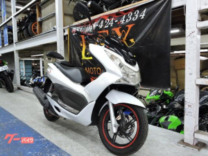 ホンダ/PCX150 KF12 2014年モデル ホワイト