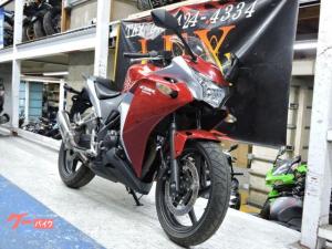 ホンダ/CBR250R 2011年モデル レッド 無限サイレンサー