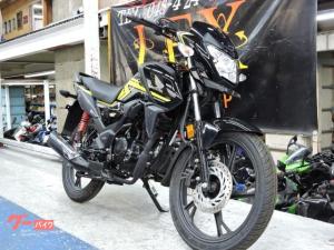 ホンダ/CBF125 インドモデル SP125FI ブラック