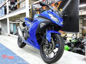 カワサキ/Ninja 250 ABS 2014年モデル ブルー